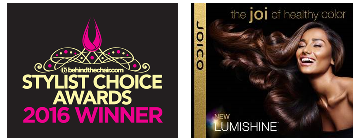 We have some amazing news to share with you! LumiShine™ has won the award for Favorite New Color Line at the 2016 Stylist Choice Awards in Chicago, USA this past Sunday!
